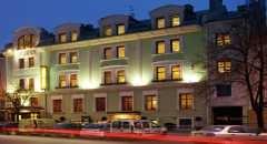 Hotel*** i Restauracja Pod Z�ot� R�