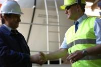 Inspektor nadzoru na budowie
